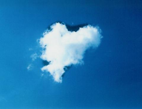 HAPPY HEART CLOUD by Bethann Shannon (c) 2008