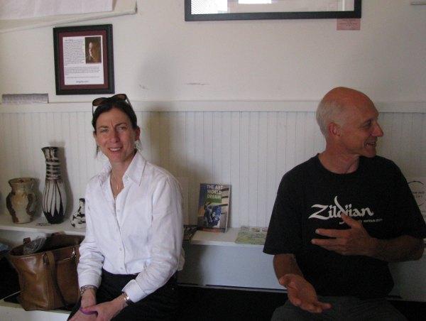 Jillian & David at BAC