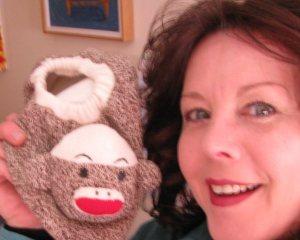 Sock Monkeys & cartoonist Bethann Shannon