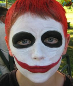 The JOKER Face Paint
