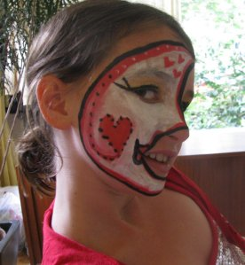 Cute Face Paint